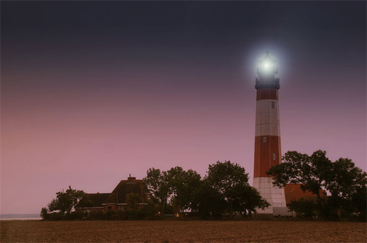 Lovely lighthouse photography