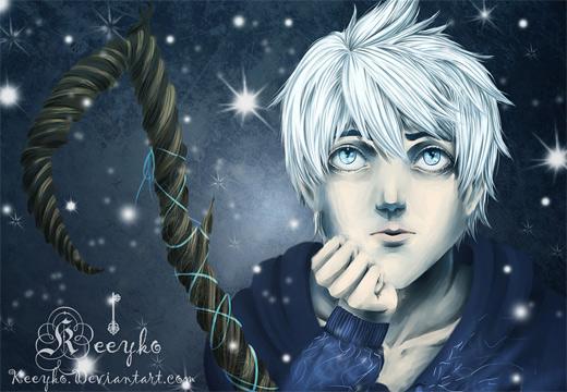 Cute jack frost artwork illustrations
