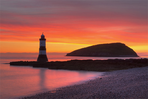 Penmon Point Lighthouse