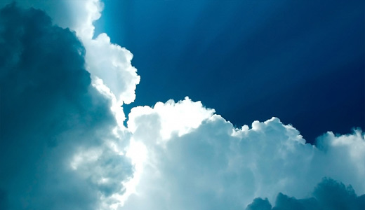 Rays light clouds wallpaper free download hi res high resolution