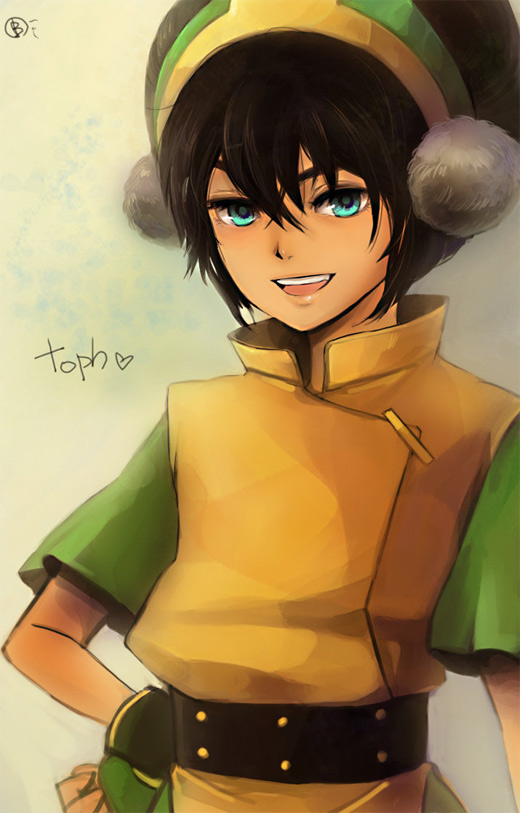 Drawing toph avatar artwork illustrations
