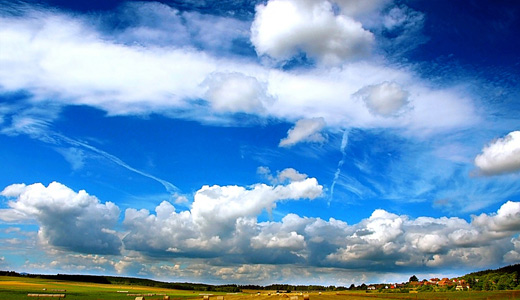 Summer sky clouds wallpaper free download hi res high resolution