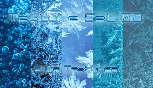 Beautiful set pack ice texture free download hi res high resolution