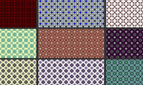 ML Pixel Patterns