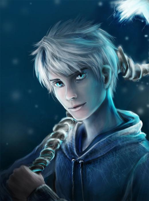 Cool jack frost artwork illustrations