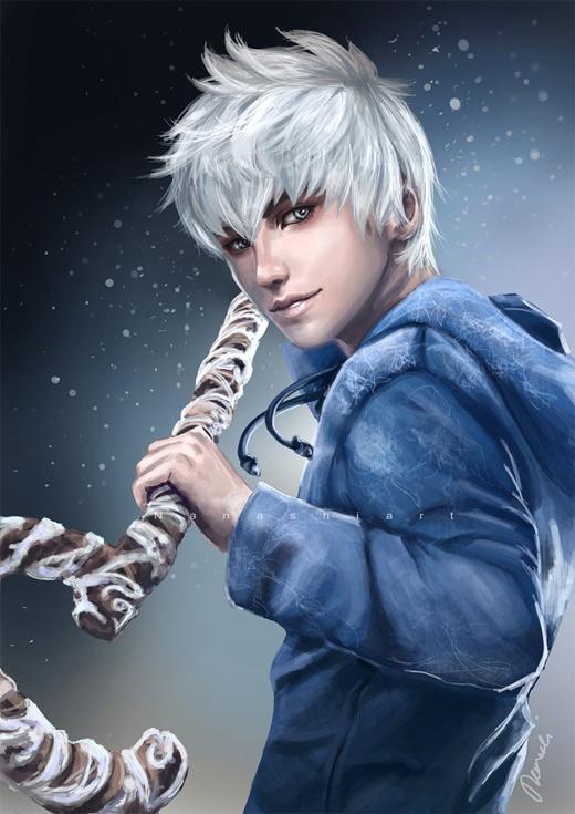 Amazing jack frost artwork illustrations