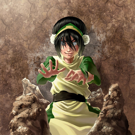 Digital toph avatar artwork illustrations