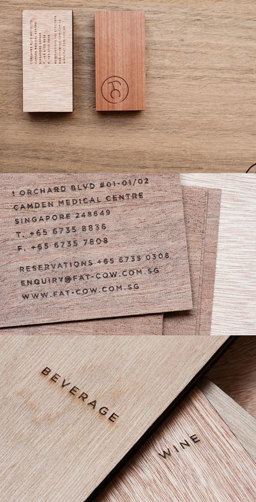 Restaurant wood