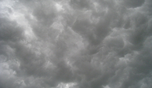 Gloomy grey clouds wallpaper free download hi res high resolution