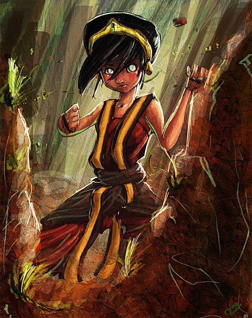 Grunge toph avatar artwork illustrations