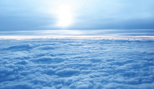 White cotton clouds wallpaper free download hi res high resolution