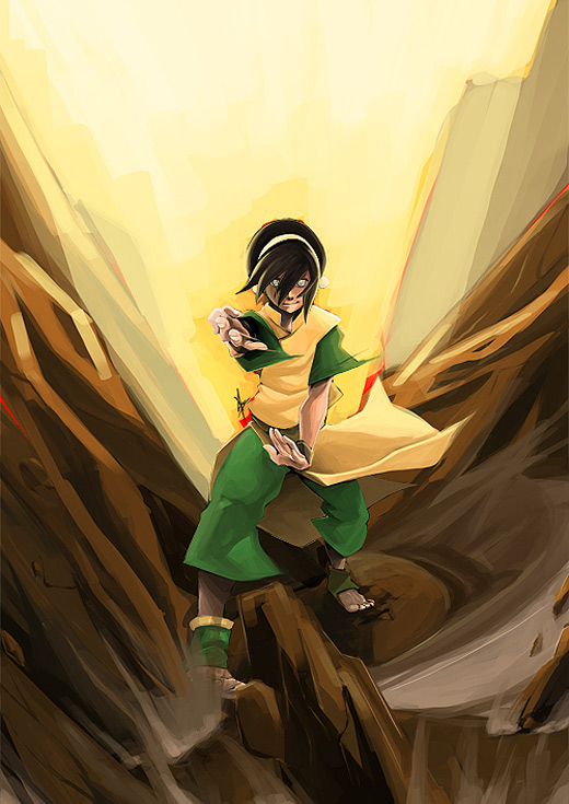 Artistic toph avatar artwork illustrations