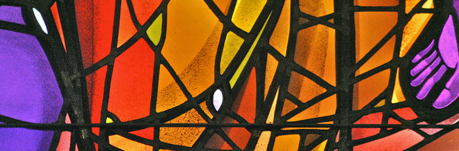 26 Colorful and Creative Stained Glass Textures