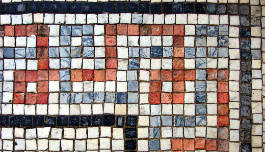 Small tiles mosaic textures free download hi res high resolution
