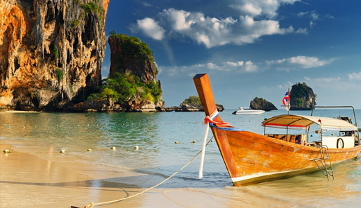 Tropical boats free wallpapers hi res high resolution