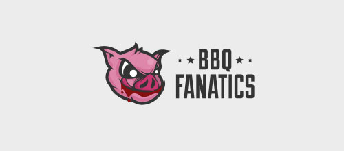 BBQ Fanatics logo