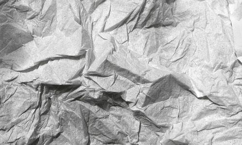 Crumpled Tissue Texture