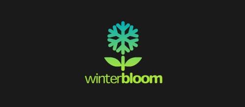 WinterBloom logo