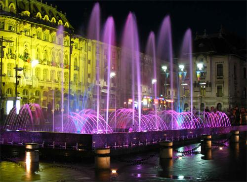 Craiova Fountain