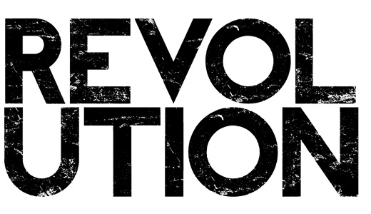 Revolution eroded fonts free download