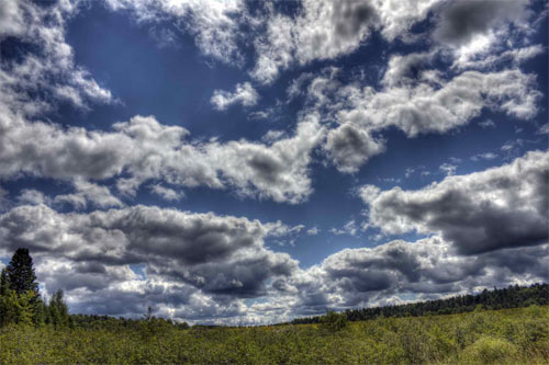 HDR Clouds