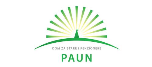 PAUN (Peacock) logo