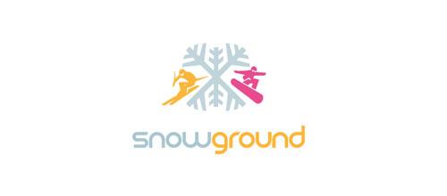 snowground logo