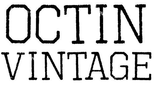 Vintage thin eroded fonts free download