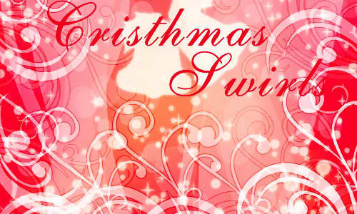 Christmas Swirls Brushes