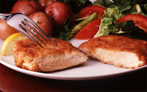 CHICKEN BREAST wallpaper