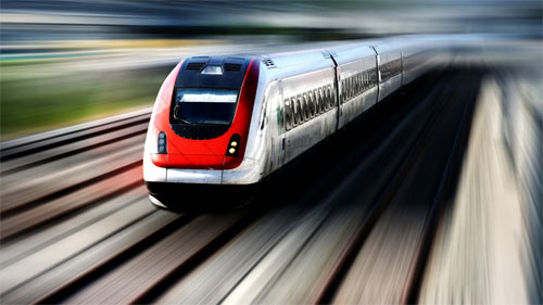 Speed Train wallpapers