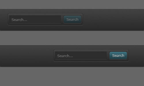 Search Bar PSD