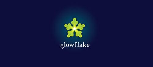 glowflake logo