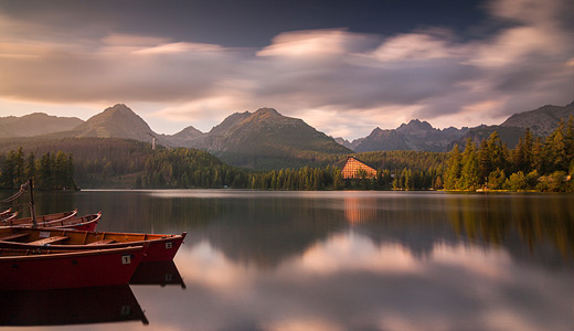 Calm peaceful relaxing lake boats free wallpapers hi res high resolution