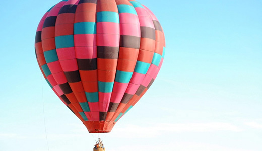 Pink hot air balloon free download hi res high resolution wallpapers