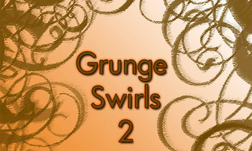 Grunge Swirl Brushes 2