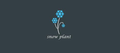 snow plant logo