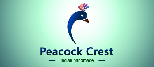 Peacock Crest logo
