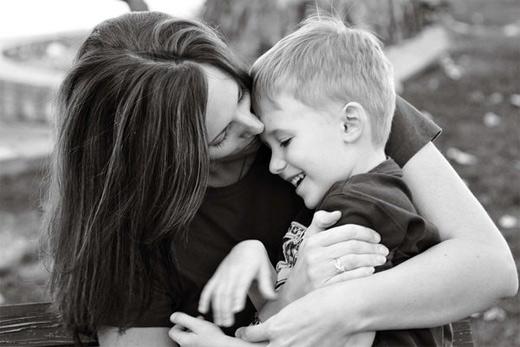 Hug embrace