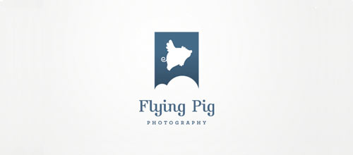Flying Pig Photography logo