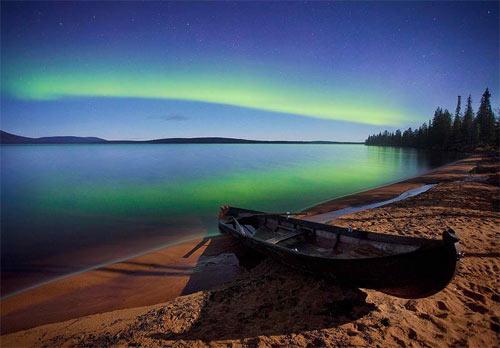 Night at the Lake