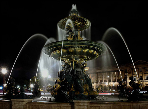 Paris fountain II
