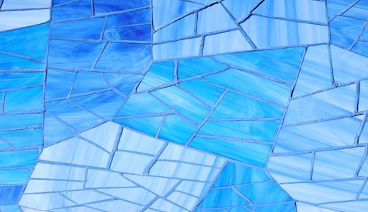 Blue glass mosaic textures free download hi res high resolution
