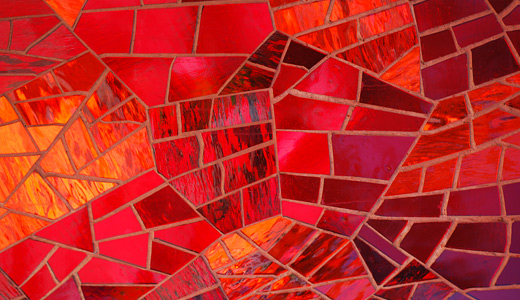 Red glass mosaic textures free download hi res high resolution
