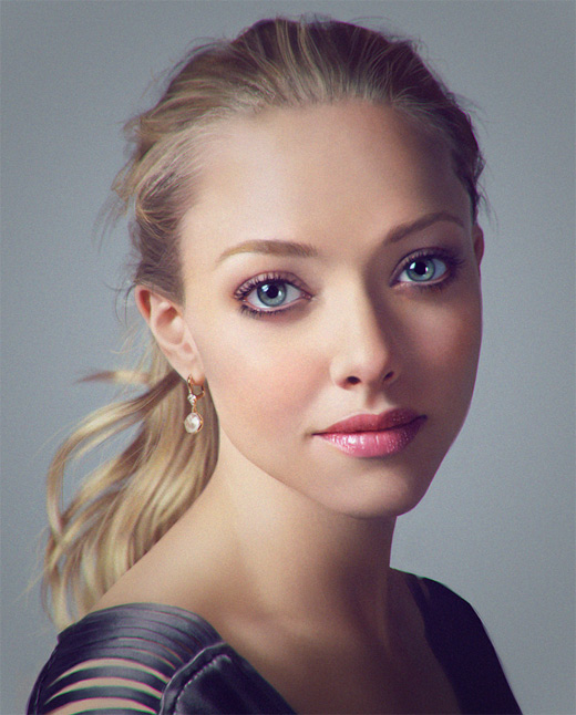 Amanda seyfried digital art painting celebrity