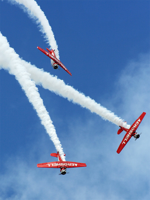 Red aerobatic airplane aircraftphotography