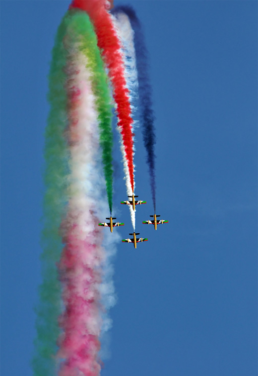 Lovely colorful aerobatic airplane aircraftphotography