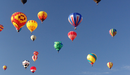 Many hot air balloon free download wallpapers