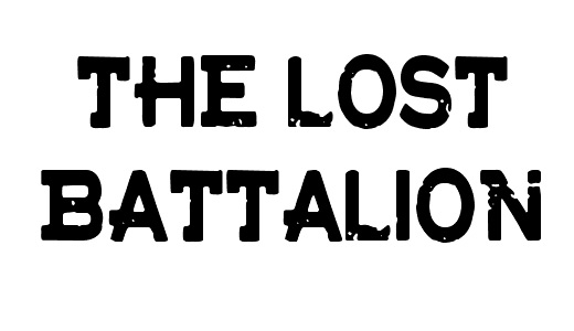 Battalion eroded fonts free download