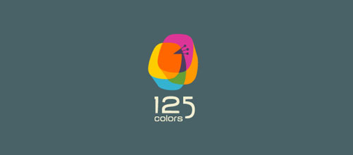 125 Colors logo